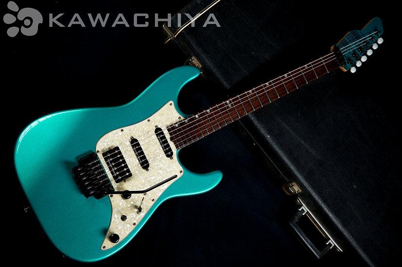 "James Tyler USA Studio Elite ""Reverse Head!!"" Ocean Turquoise Metallic / S/N : 5"