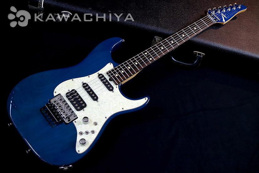 TOM ANDERSON(正規輸入品) Classic -Translucent Blue- Swamp Ash Body FRT / 2004年製