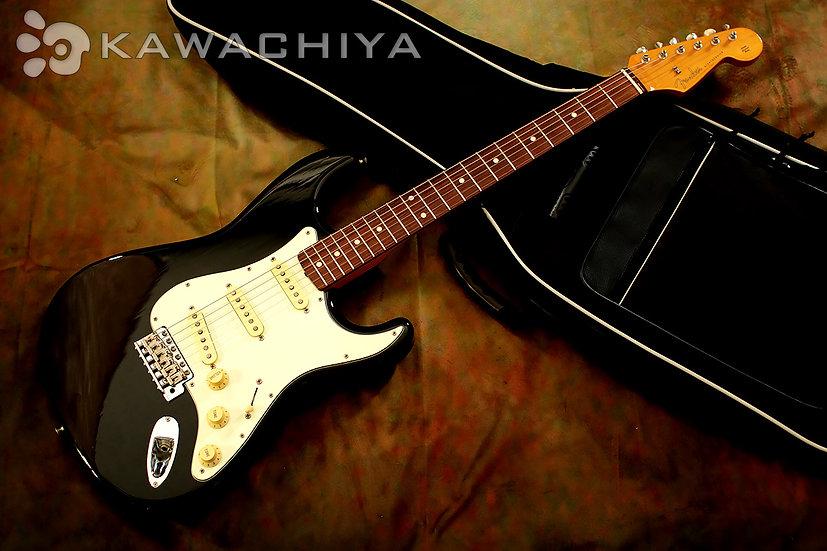 Fender Japan ST62 BK Texas Special