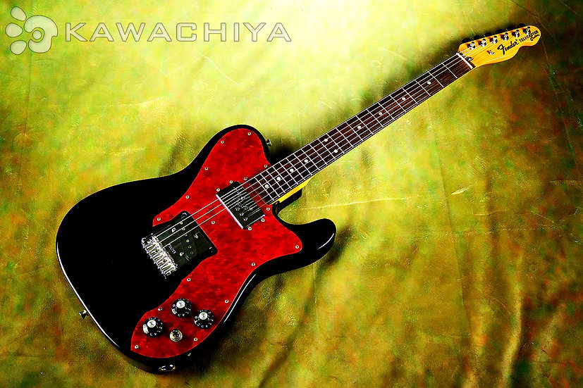 Fender Japan TC72TS TELECASTER Custom BLK/R