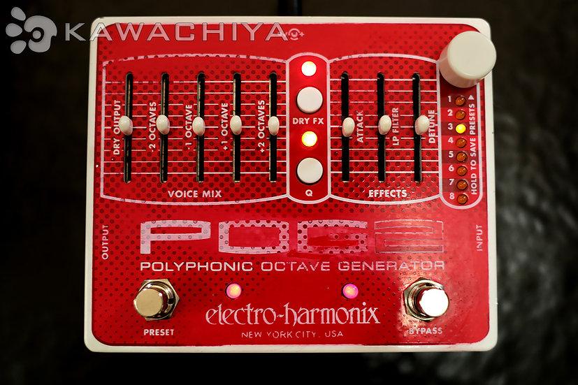Electro-Harmonix Electro-Harmonix POG2 Polyphonic Octave Generator