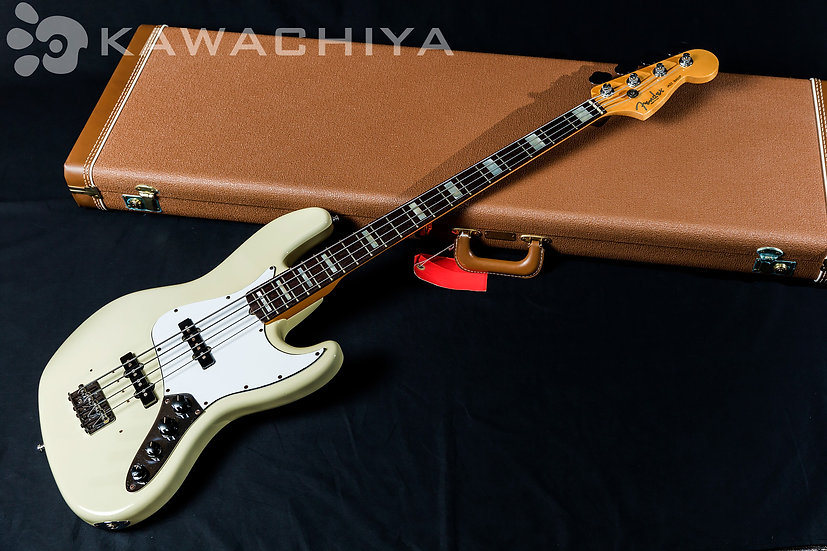 Fender Custom Shop Custom Classic Jazz Bass MOD 2007年製