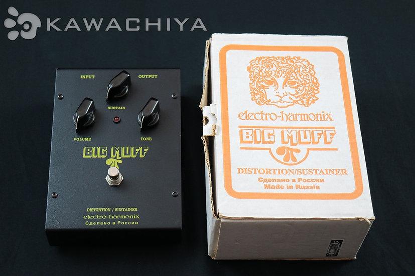 Electro-Harmonix BIGMUFF Russia Black