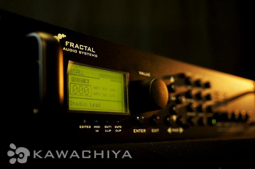 "FRACTAL AUDIO SYSTEMS Axe-Fx Standard ""KAWACHIYA購入特典付"" 正規輸入品"