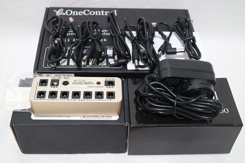 ONE CONTROL Distro All In One Pack Champagne Gold