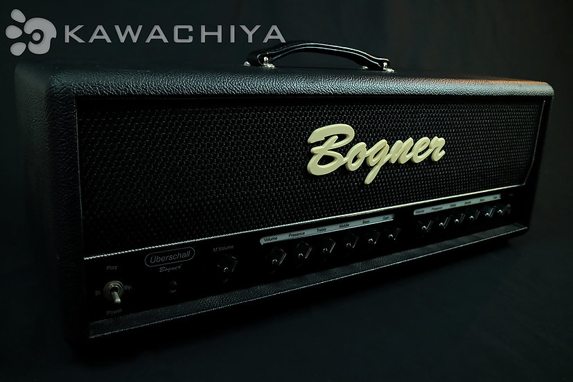 Bogner Uberschall w/Foot switch Tour Case 昇圧トランス