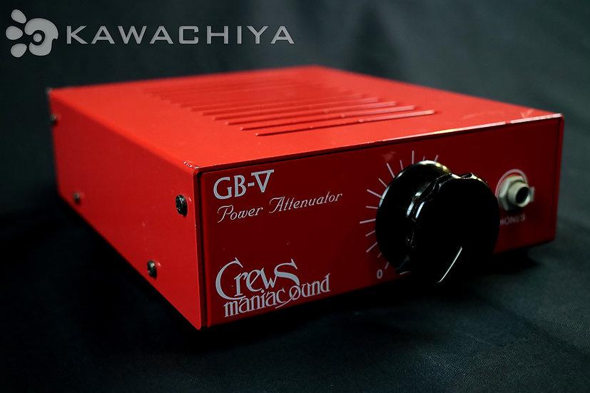 Crews Maniac Sound GB-V