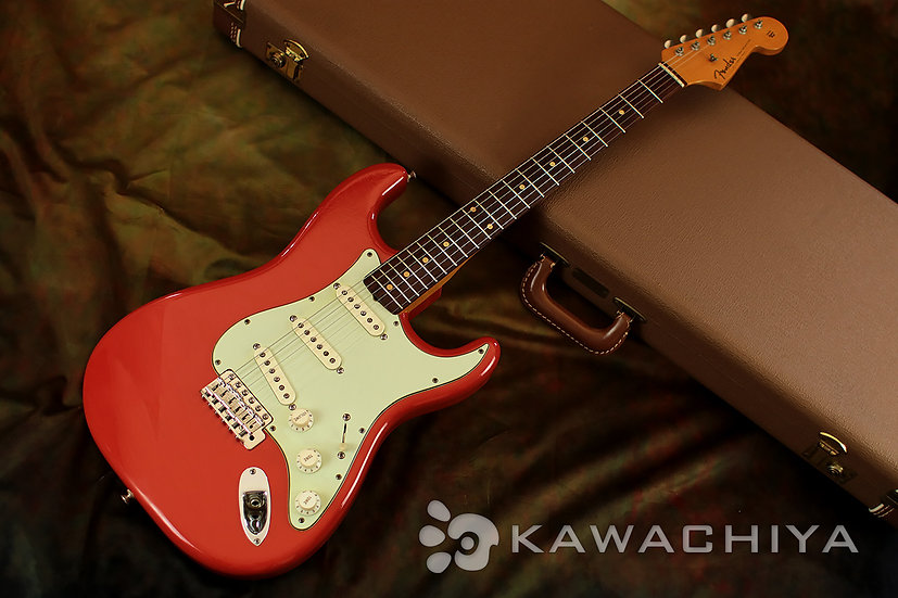 Fender Custom Shop C/S 1960 ST Closet Classic /Fiesta Red