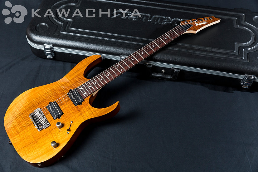 "Ibanez Prestige RG652KFX ""KOA BROWN"" / MADE IN JAPAN!!"