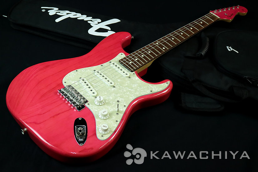 Fender Japan ST62ASH MH TRP 2010年製 美品