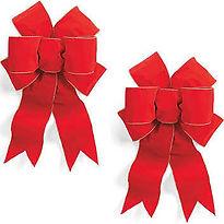Christmas Bows made in Birmingham Alabama