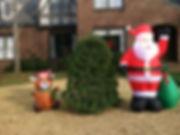 Local Birmingham Alabama Christmas Trees