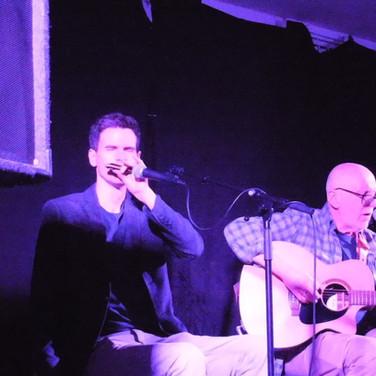 Pete Harris and Jon Vaughan Duo
