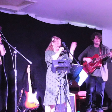 Ruby and The Revelators Acoustic Trio