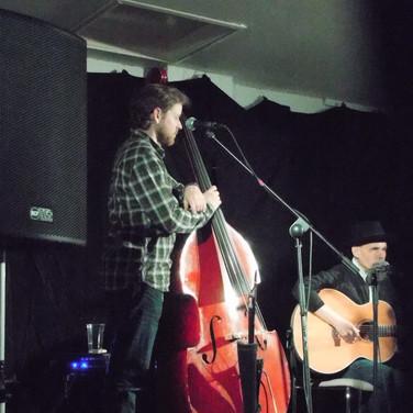 Mark Harrison & Charles Benfield (12 Apr 2019)