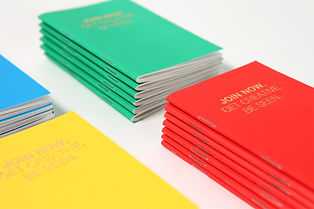 Colorful Pamphlets