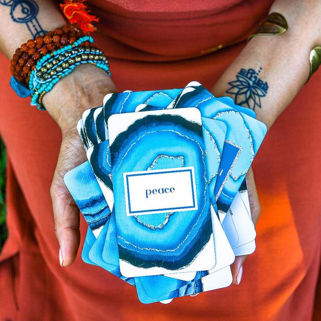 The Intention Deck by Priya Patel