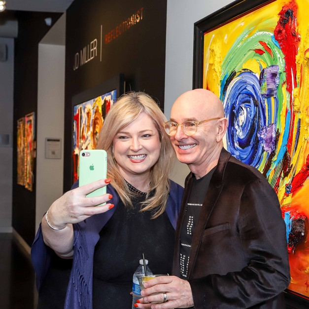 """""""No Place Like Home"""" benefitting Austin Street Center hosted at Samuel Lynne Galleries"""