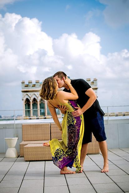 Mark & Caitlyn