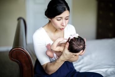 Anahita & Mom