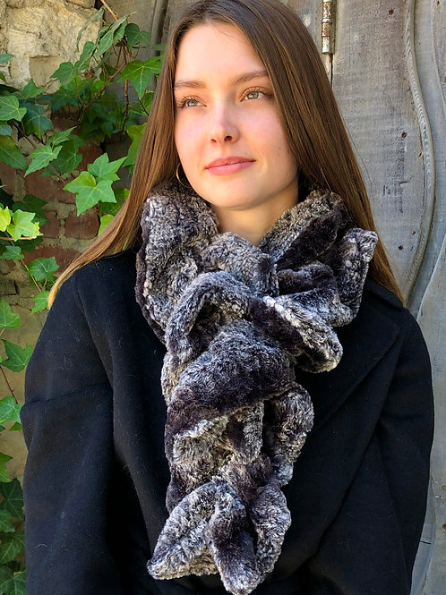 BLACK BIRCH NECK WARMER
