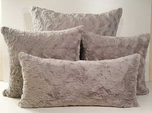SILVER BELLA PILLOW