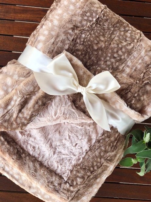 FAWN COUTURE THROW