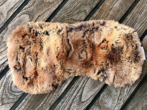 RED WOLF LUXE EYE MASK