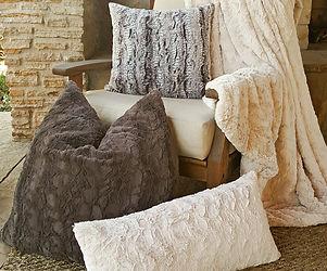 KeikiCo Lush Pillows
