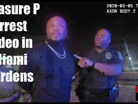 Singer Pleasure P Pulls the Do You Know Who I Am Card During a Traffic Stop in Miami Gardens