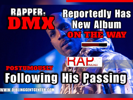 DMX Reportedly Has a Posthumously New Album on the Way Following His Passing