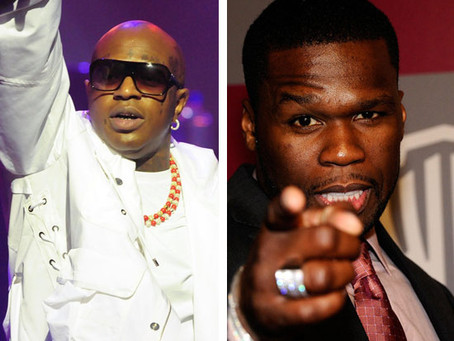 Birdman Bids on 50 Cent, SAYS He Wants To Exclusively Produce 50's Next Album