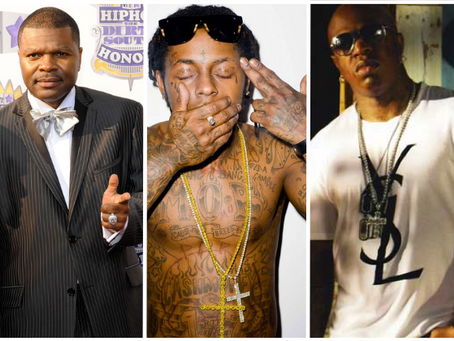 Lil Wayne: J Prince Vows to Get Every Penny Owed to Him from Birdman