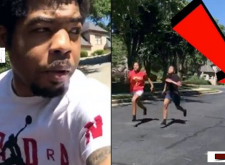 Lil Webbie Challenges Youth to Footrace Turns Troubled