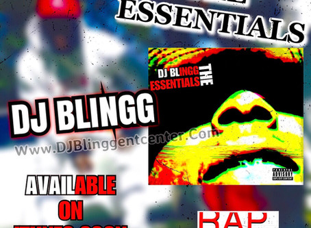 "DJ Blingg Announces Follow Up Album & EP ""The Essentials"""