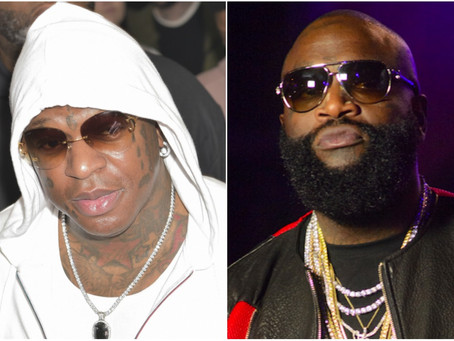Rick Ross Steps Down on Birdman 'Clear Your Debt and Pay up'