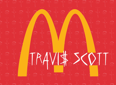 Travis Scott McDonald's Combo Meal Sends Shock Waves