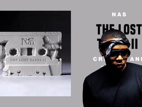 "Rapper Nas Delivers His New Studio Album ""The Lost Tapes 2"""