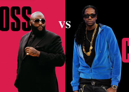 """2 Chainz vs Rick Ross Virtual Battle for the Win"""