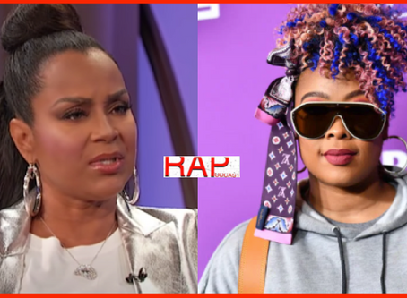 LisaRaye Blasts off on Da Brat After Birthday Wishes