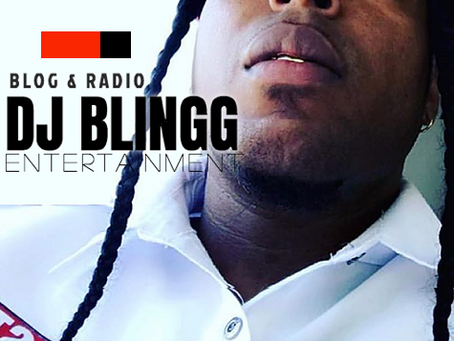 DJ Blingg Comes Clean About Possible Starting up a Book Club