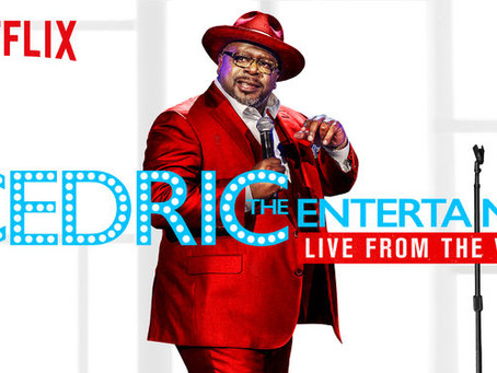 Cedric The Entertainer Live From The Ville | Watch on Netflix