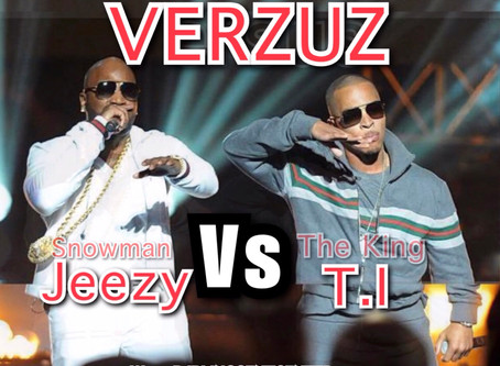 'Verzuz' T.I. vs Jeezy Battle Date Set : Thursday, November 19th, 2020