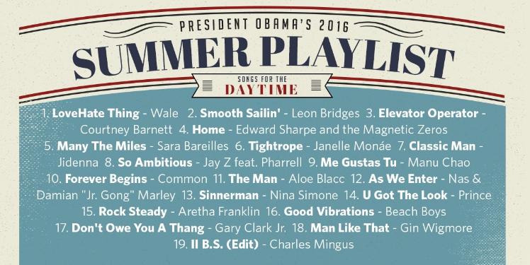 Day Time Playlist