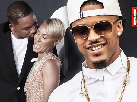 """August Alsina Delivers """"Engtanglements"""" LP Feat. Rick Ross"""