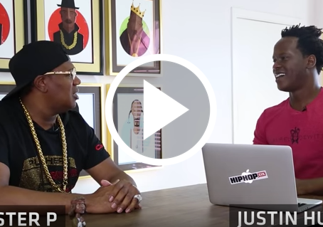 Master P Stopped by Hiphopdx to Weigh-In on Lil Wayne & Birdman Beef [Video]