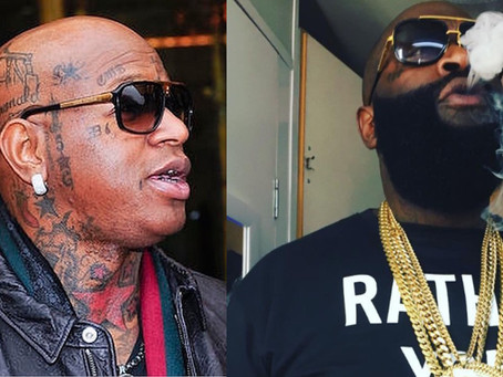 Rick Ross Wants Beef with Birdman: Stream - Rick Ross (Rather You Than Me) FULL ALBUM