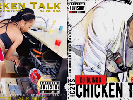 DJ Blingg to Break Album Record Sales & Named to be the #1 Unknown Album in Hip Hop!