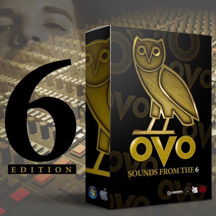 """VIEWS FROM THE 6"" OVO PREMIUM DRUM"