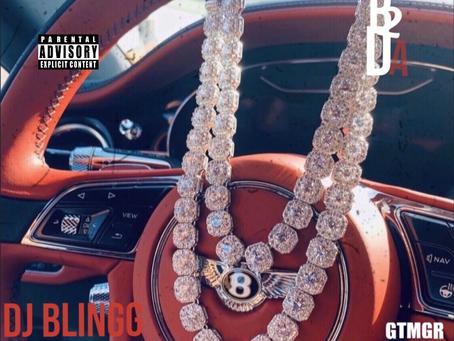 DJ Blingg 'Back 2 Da Block' LP Resurfacing Raw & Uncut